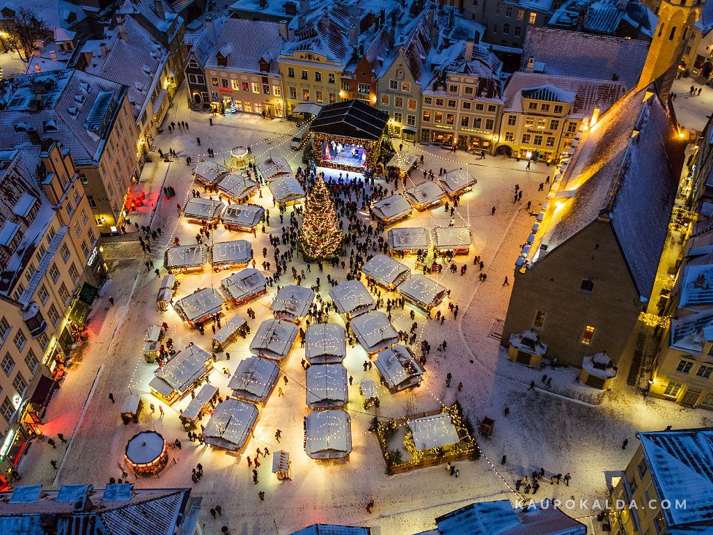 Lumine Tallinna Jõuluturg