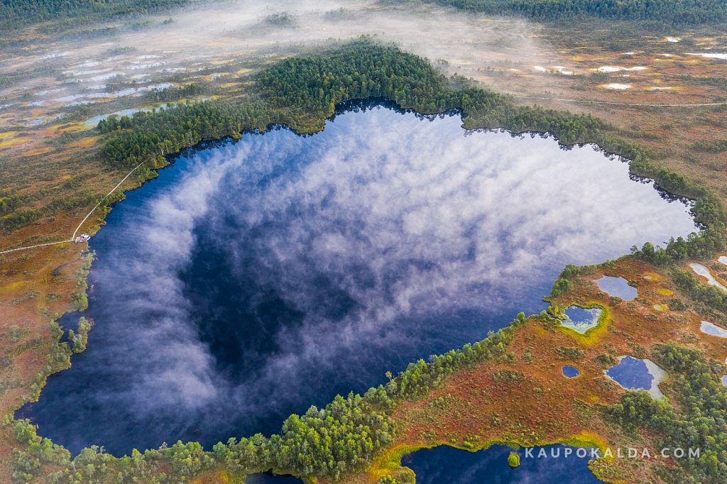 Udu Kakerdi järvel