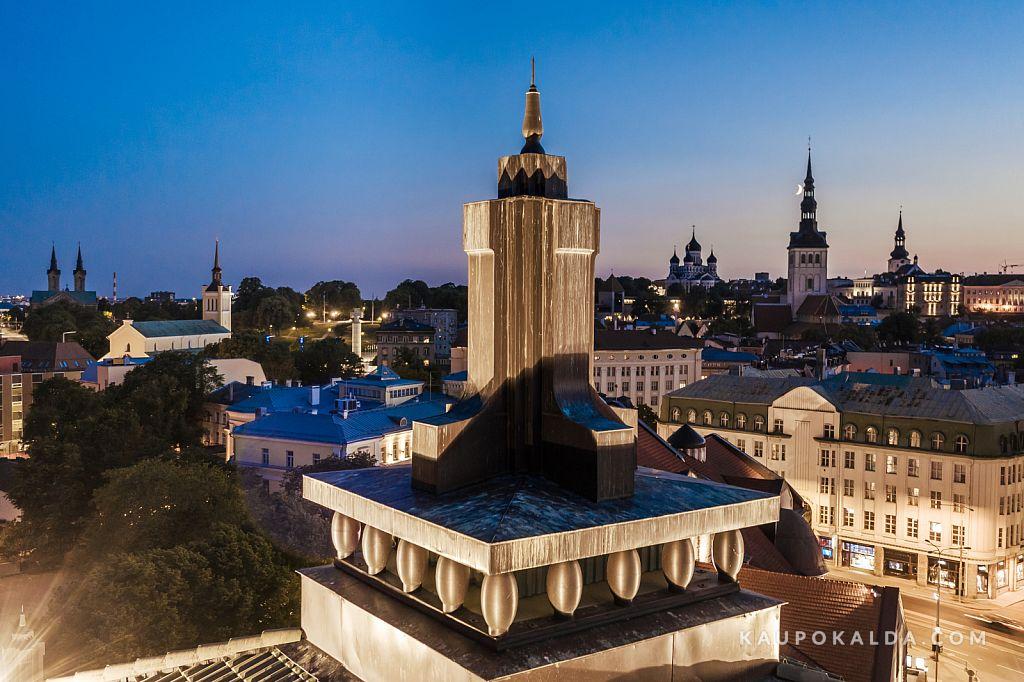 Rahvusooper Estonia kõrgeim noot
